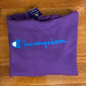 Brand new Champion hoodie